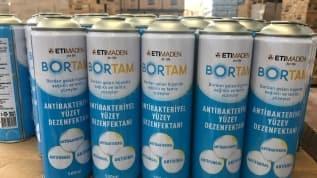 BORTAM'ın seri üretimine başlandı