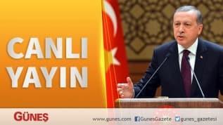Başkan Erdoğan, Kabinesi Toplantısı sonrası açıklama yapıyor