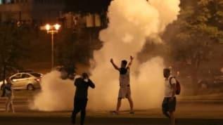 Beyaz Saray: Belarus'taki protestolar nedeniyle endişeliyiz