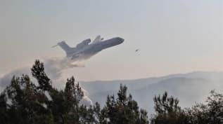İzmir'deki orman yangınıyla ilgili önemli gelişme
