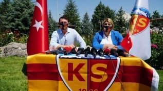 Kayserispor'da Bayram Bektaş dönemi!
