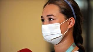 Koronavirüsü yenen Funda hemşire: Keşke görmeseydim. Çok korkunç ve üzücü