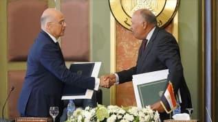 """""""Yunanistan-Mısır arasındaki deniz anlaşması yok hükmünde"""""""