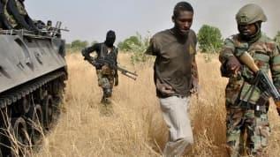 Nijerya'da silahlı çetelere operasyon: 10 ölü
