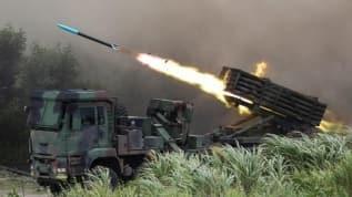 Tayvan füze sistemleri Çin savaş uçaklarına kilitlendi