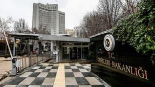Türkiye'den Ermenistan'ın Sevr açıklamalarına tepki