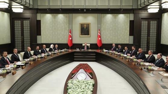 Türkiye'nin gözü bu toplantıda! Kabine toplanıyor