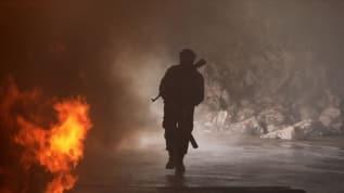 YPG/PKK teröristleri, Barış Pınarı Harekatı bölgesindeki SMO mevzisine saldırdı