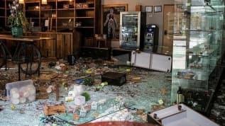 ABD'de lüks mağazalar yağmalandı! 100'den fazla kişi gözaltına alındı