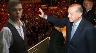 Başkan Erdoğan: Eren yavrumuzun kanını yerde bırakmadık ama acısı hala yüreğimizde