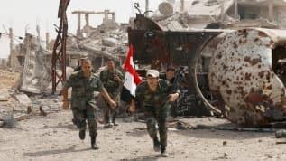 Esed rejimi ve İran'dan İdlib hattına askeri yığınak