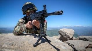 İçişleri Bakanlığı duyurdu: Van Çatak kırsalında 2 terörist etkisiz hale getirildi