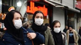 İran'da Kovid-19'dan ölenlerin sayısı 19 bine dayandı