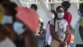 Koronavirüs Afrika kıtasında da etkisini sürdürüyor... Vaka sayısı 1 milyon 60 bini aştı