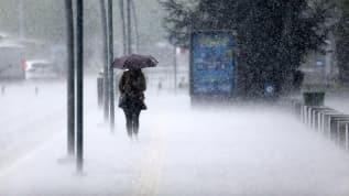 Meteorolojiden 4 ilde sağanak yağış uyarısı