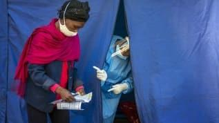 Afrika'da Kovid-19 kaynaklı can kaybı 24 bine yaklaştı