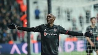 Beşiktaş Atiba ile anlaştı! Sözleşmesi 1 yıl uzatıldı