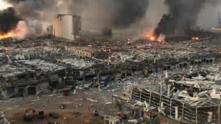 Hizbullah zor durumda! Beyrut'taki patlama sonrası geleceği belirsizleşti