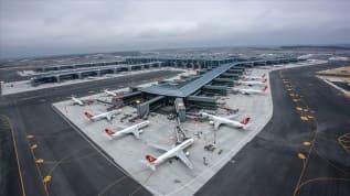 İstanbul Havalimanı, dünyada bu sertifikayı alan ilk havalimanı oldu