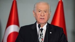 MHP lideri Bahçeli'den Yunanistan'a sert tepki: Yunanistan'ın, Mısır'la anlaşma imzalaması ahlaksız bir tertiptir