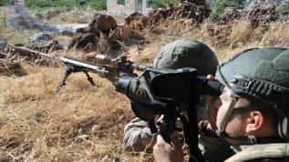 MSB: Fırat Kalkanı bölgesinde 2 PKK/YPG'li terörist etkisiz hale getirildi