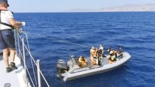 Muğla'da 23 sığınmacı kurtarıldı