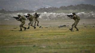 Teröristlerin hain planlarını Mehmetçik bozdu: 20 PKK'lı gözaltında