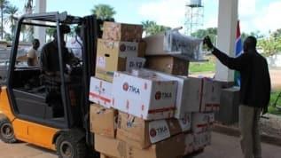 TİKA'dan Gambiya'ya 'Kovid-19 yardımı