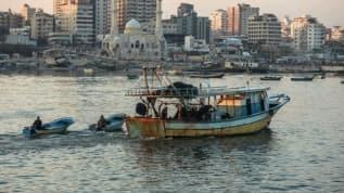 Terör devleti İsrail, Gazzeli balıkçıların avlanma mesafesini düşürdü
