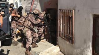Ankara'da DHKP-C'ye operasyon: 7 zanlı gözaltında