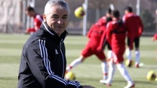 Sivasspor, Rıza Çalımbay'la 'devam' dedi!