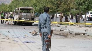 Kandahar'da bombalı saldırı: 4 sivil öldü
