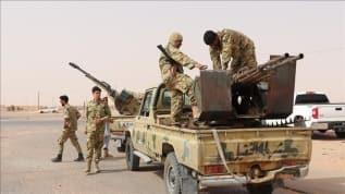 Libya'da Hafter milisleri, Kaddafi yanlısı 6 kişiyi alıkoydu