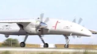 Selçuk Bayraktar, AKINCI'nın 2.Prototipinin test uçuşunu paylaştı