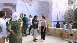 Sümela'ya ziyaretçi akını
