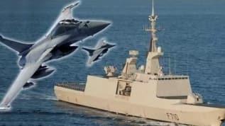 Türkiye'nin Doğu Akdeniz'deki hamleleri Macron'u rahatsız etti: Bir fırkateyn ve iki savaş uçağı gönderiyor