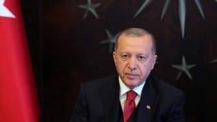 Başkan Erdoğan'dan şehidimizin ailesine taziye mesajı