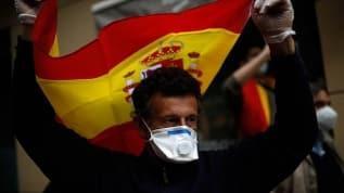 İspanya'da koronavirüs 5 kat arttı, sigara yasağı genişletildi