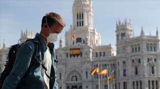 İspanya'da koronavirüs vakaları hızla arttı, sokakta sigara içmek yasaklandı