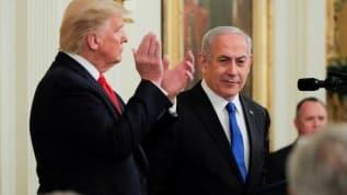 İsrail ve BAE anlaşması Batı'yı memnun etti, Filistinlileri üzdü