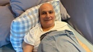 Mehmet Ali Erbil hastaneden taburcu edildi