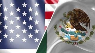 Meksika, koronavirüsün merkezi haline gelen ABD'ye sınırını kapattı