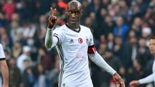 Atiba: Anlaşma tamam! 1 yıl daha Beşiktaş'tayım