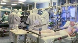Avustralya'da Kovid-19'dan vaka sayısı 8 bin 382'ye yükselirken ölenlerin sayısı 379'a çıktı