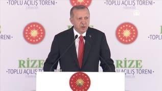 Başkan Erdoğan'dan Doğu Akdeniz ve Libya açıklaması: Haklarımızı sonuna kadar korumaya odaklandık