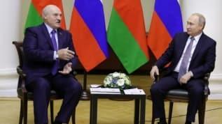 Belarus ile Rusya arasında 'askeri destek' anlaşması