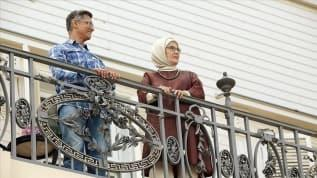 Emine Erdoğan Hint sinemasının ünlü aktörü Aamir Khan'ı kabul etti