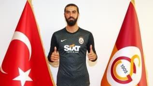 Fatih Öztürk Galatasaray'da