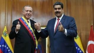 Maduro duyurdu: Türkiye'den yine yardım gelecek