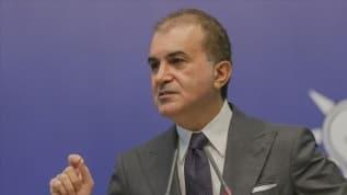 Ömer Çelik'ten terör devleti İsrail ile BAE arasındaki anlaşmaya tepki